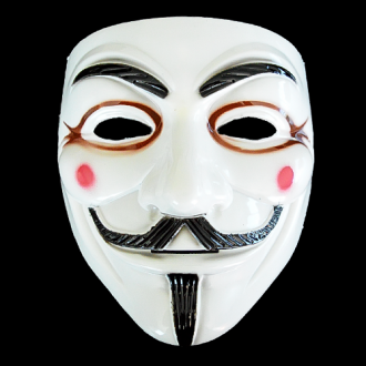 Imagem - Máscara do Personagem Anonymous